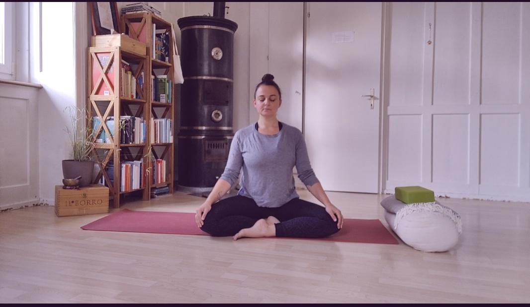 yin yoga at home