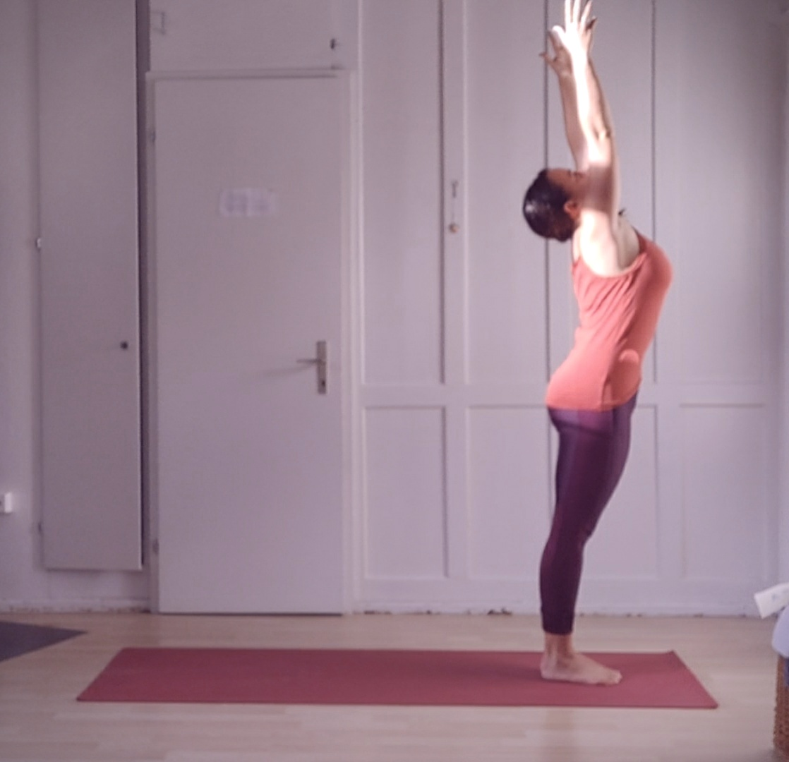 morning yoga boost