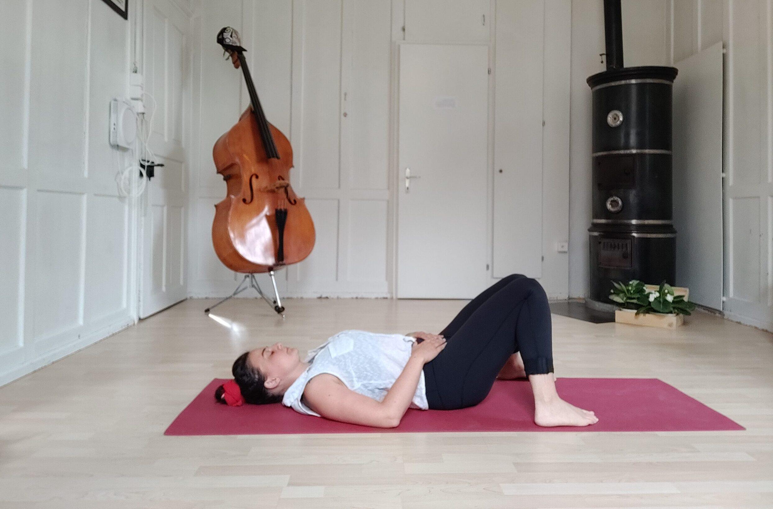 yoga during menstruation