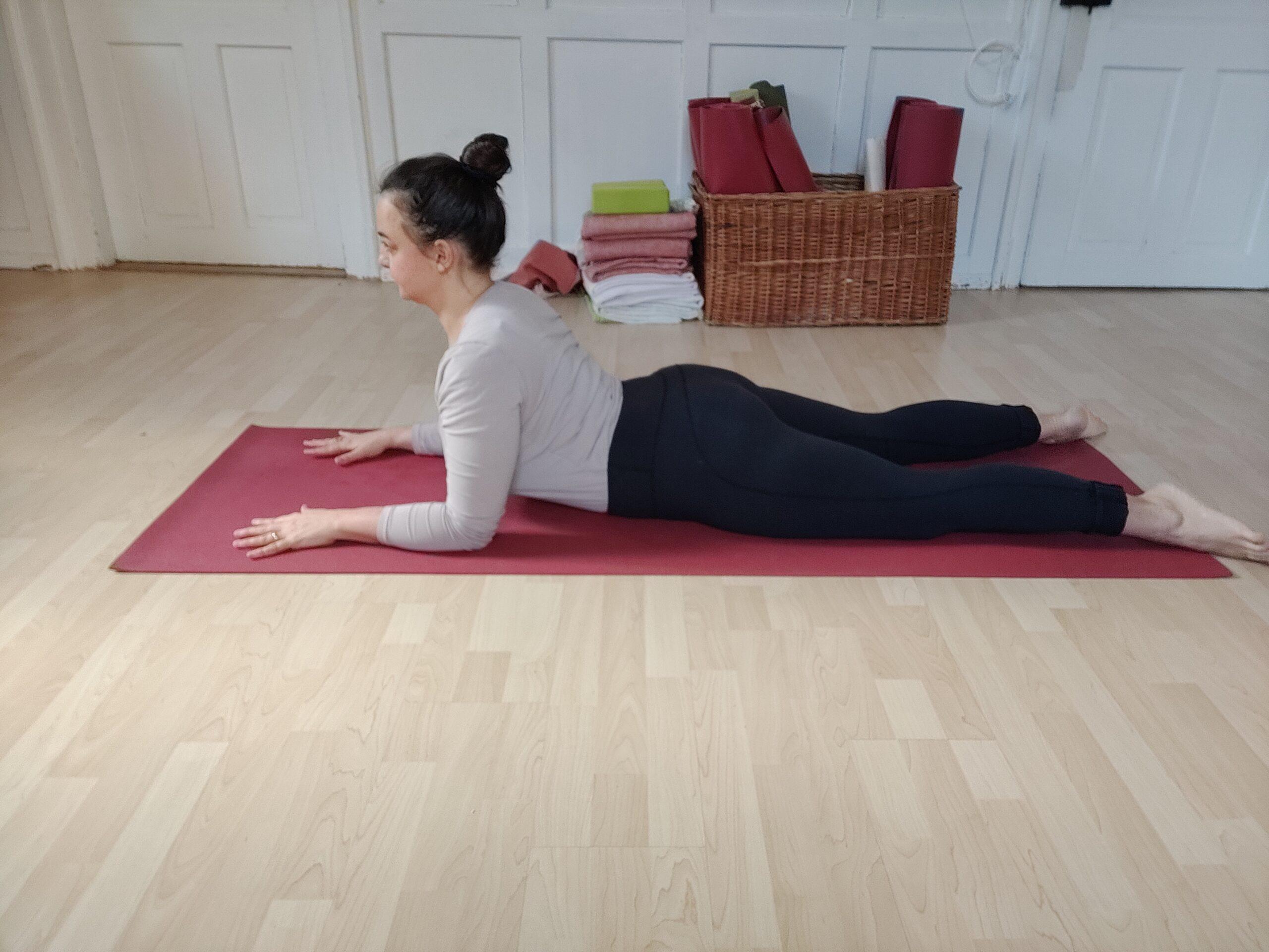 yin yoga winter meridian