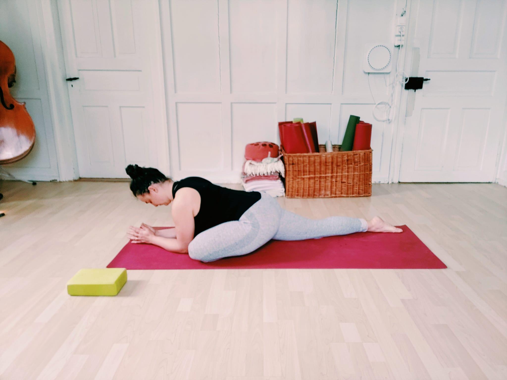 spring yin yoga