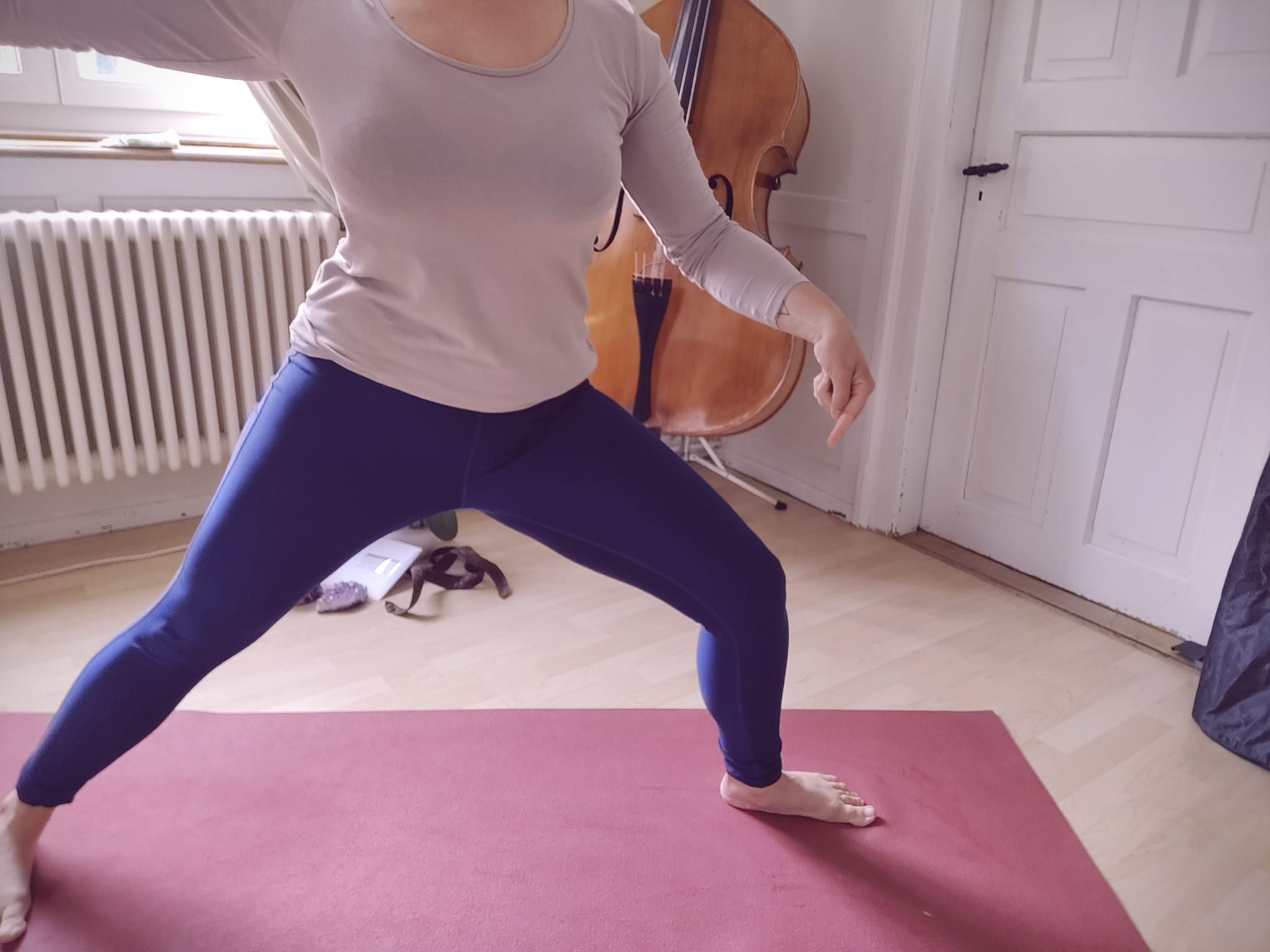 self yoga practice