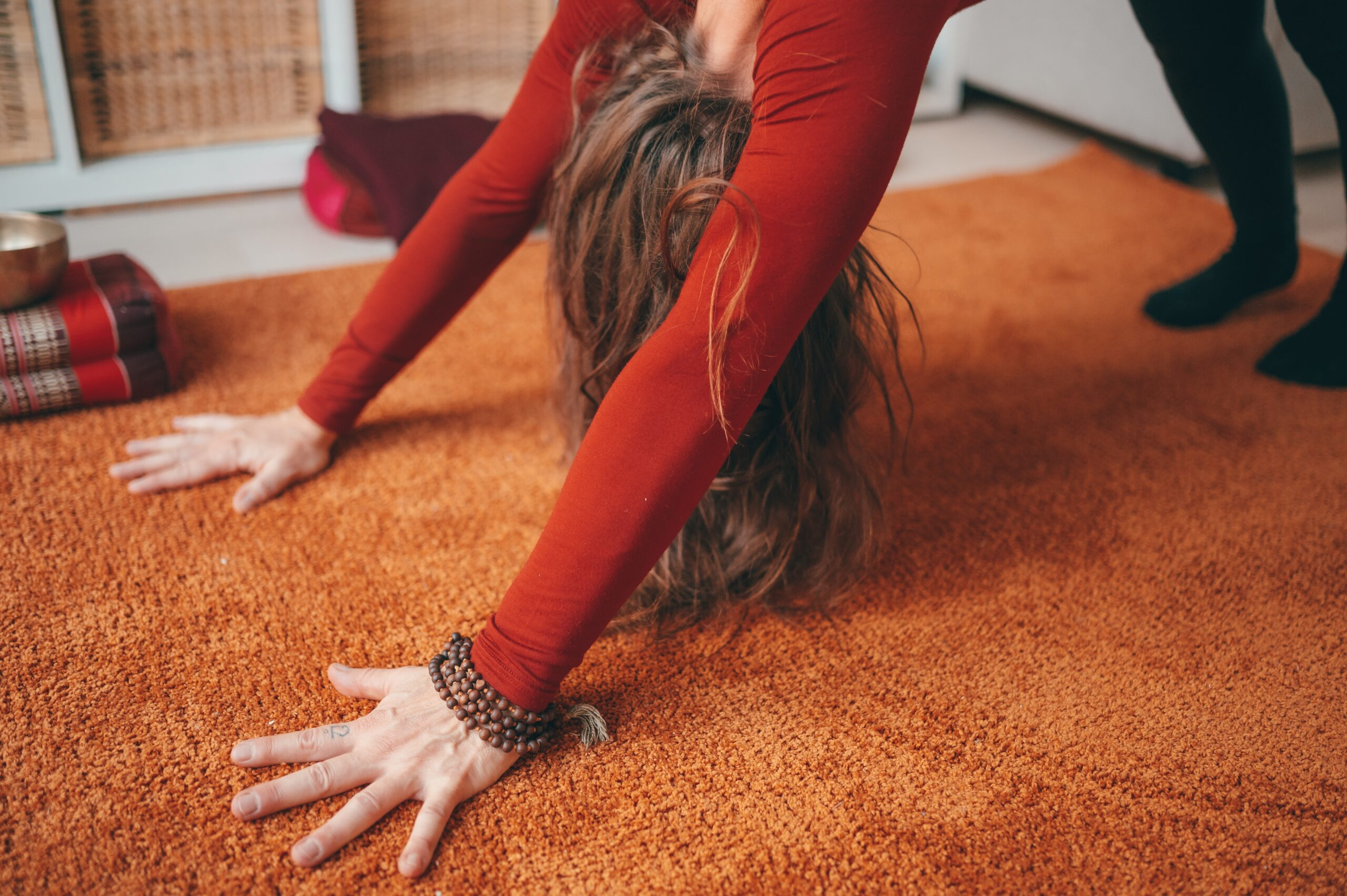 The function of Inversions in Yoga